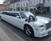 Phantom Stretchlimousine mieten zum Hochzeit